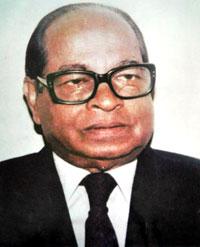 জনাব আবুল হাশেম (১৯৮১-৮২)
